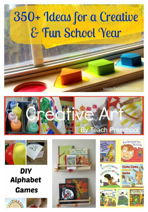creative ideas for school