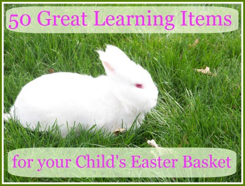 Great Easter Basket Stuffers