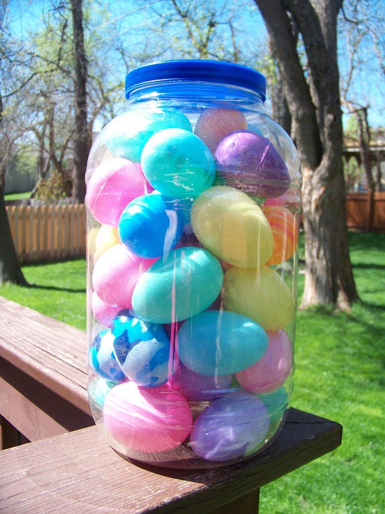 Fun Ways to Reuse Plastic Easter Eggs