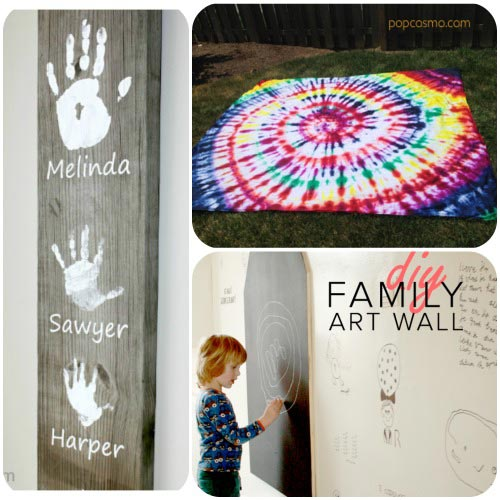 Art projects for Families