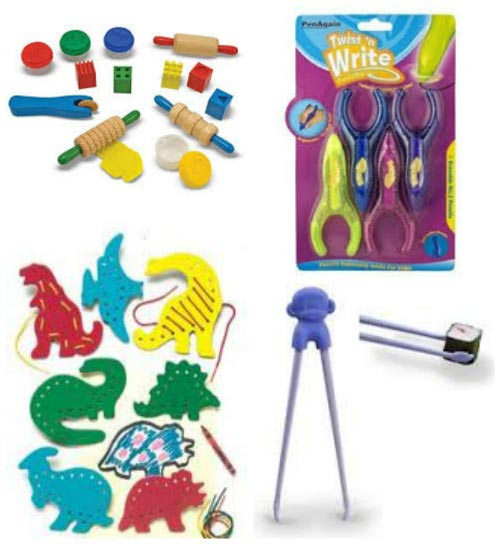 Items that Improve Fine Motor Skills