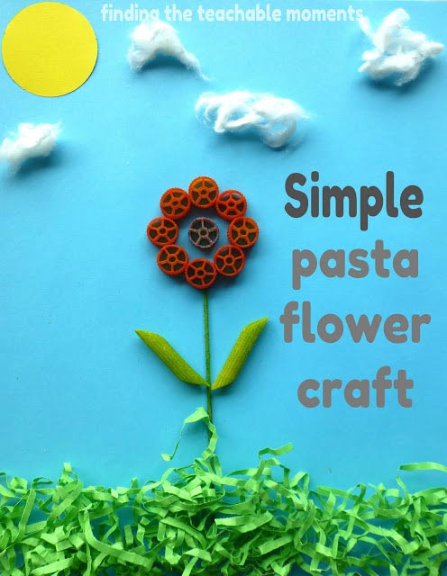 flower-craft-pasta