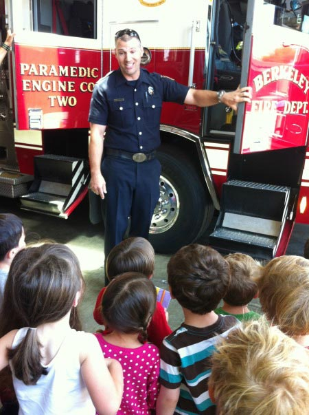 Tour a Firehouse