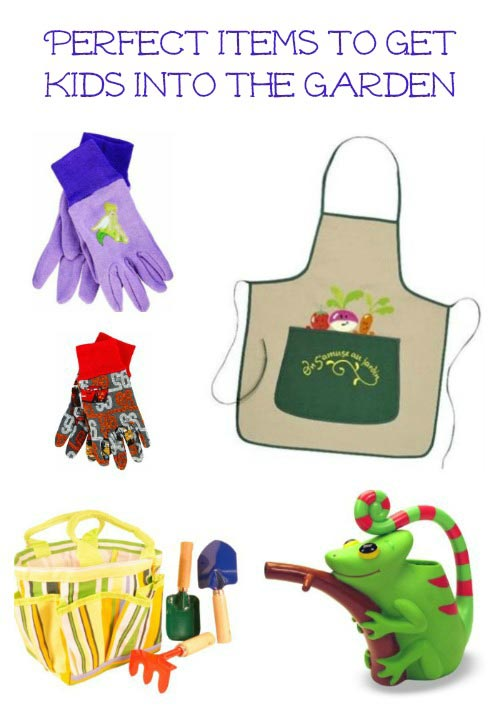 Kids Gardening Items