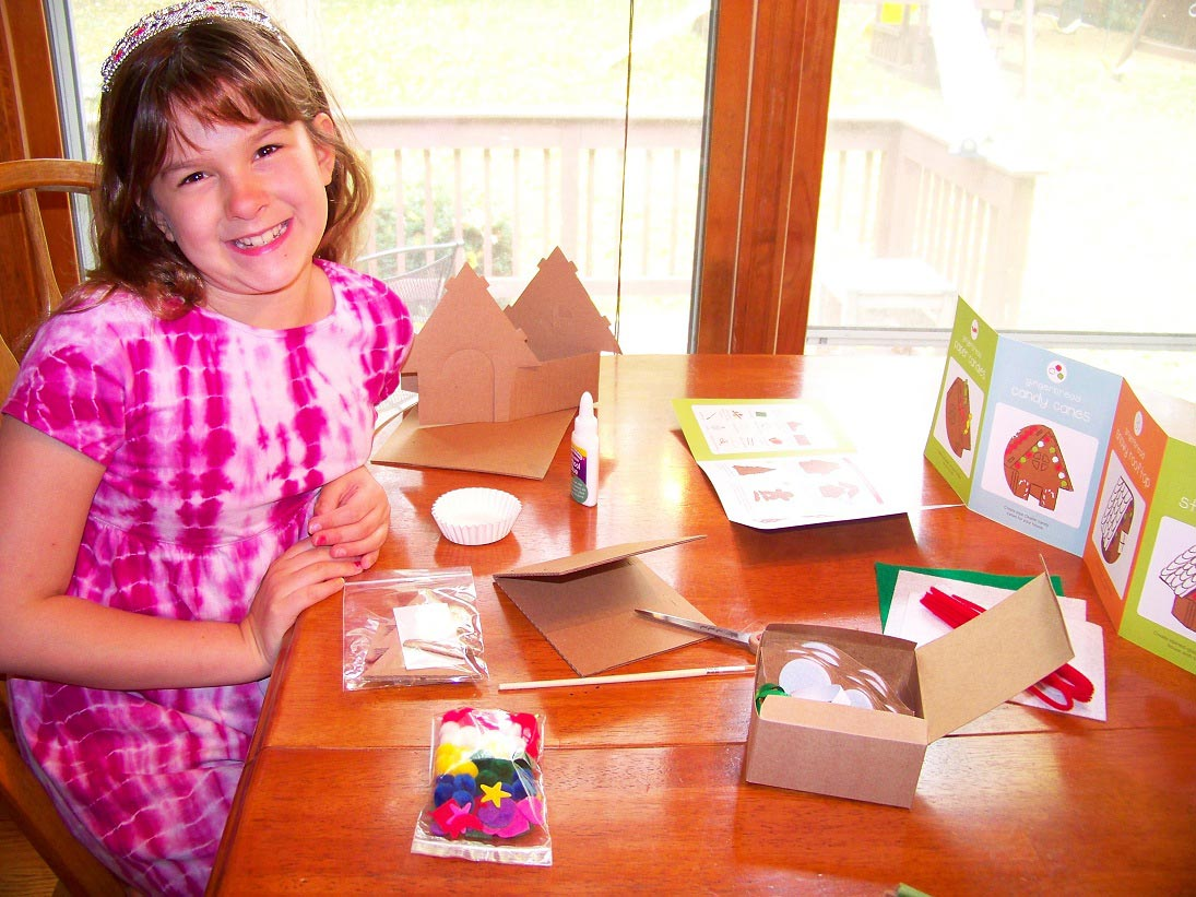gingerbread-house-craft