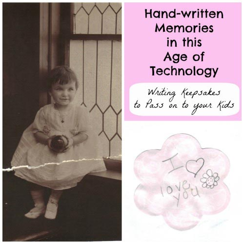 Handwritten Notes in Age of Technology