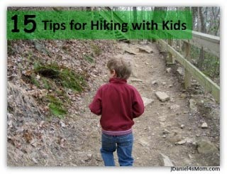 Fun Nature Hikes for Kids