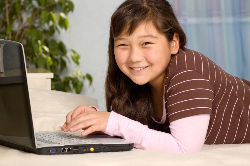 iStock ages 9-11 girl computer long crop