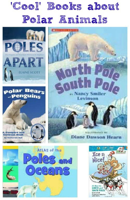 Books about Polar Animals