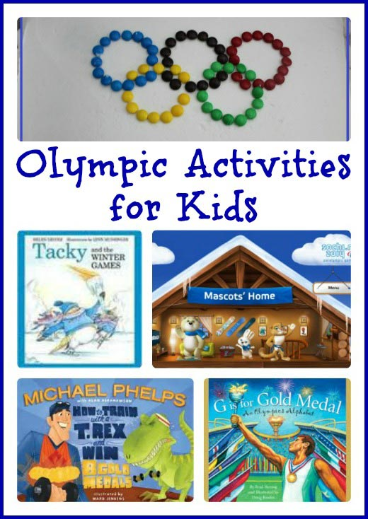Olympic Resources for Kids