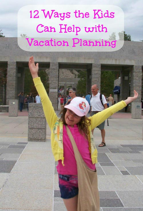 Travel planning with kids