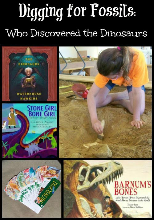 Learning about Who Discovered the Dinosaurs