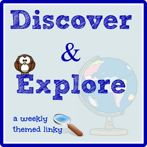 Discover and Explore New Weekly Linky