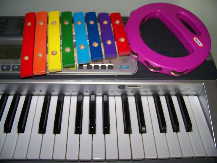 Use music around the house to motivate kids