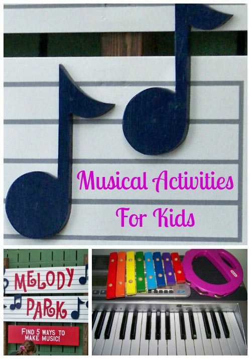 Musical Activities for Kids