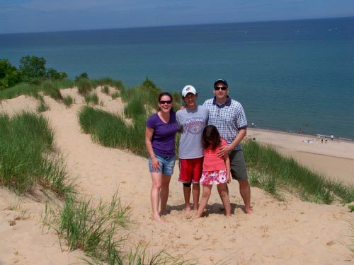 National Dunes Michigan