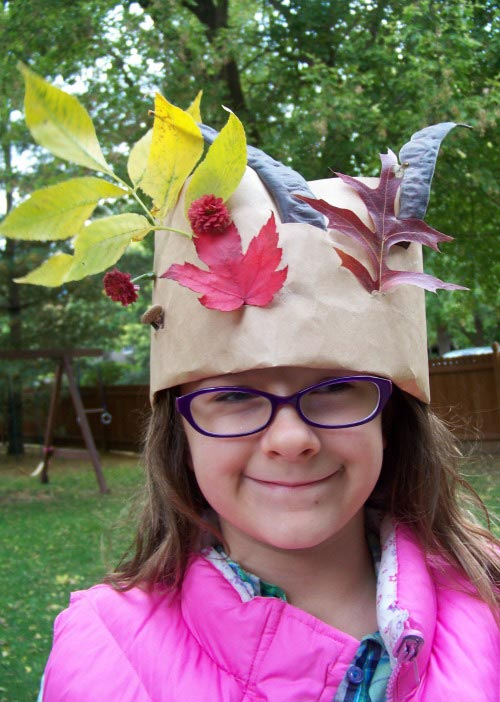 Creating a Nature Crown