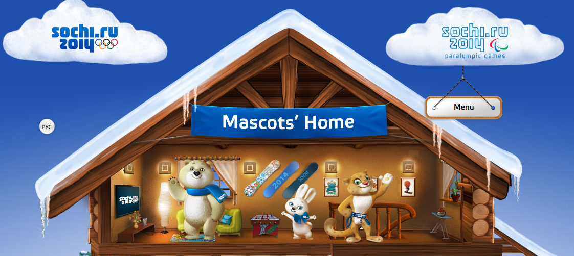 Olympic Mascots for kids