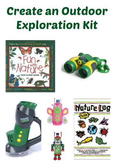 Create an Outdoor Exploration Kit