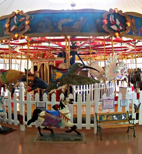 St Joe Missouri carousel