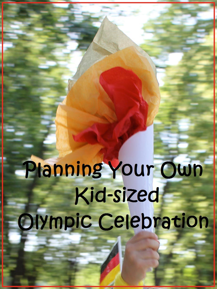 Olympic Party for Kids