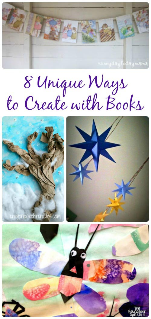 Play & Create with Kids Books