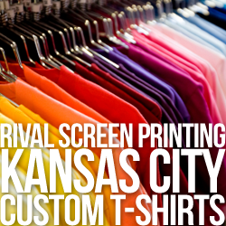 Rival Screen Printing Kansas City