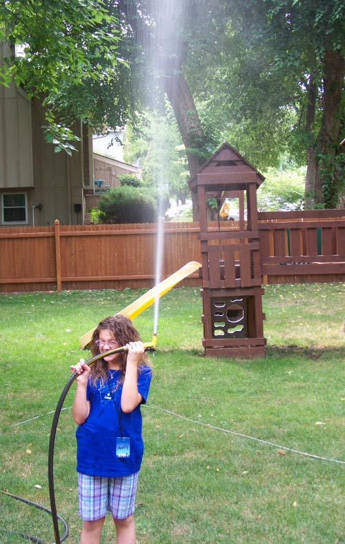 Water Rockets for Kids