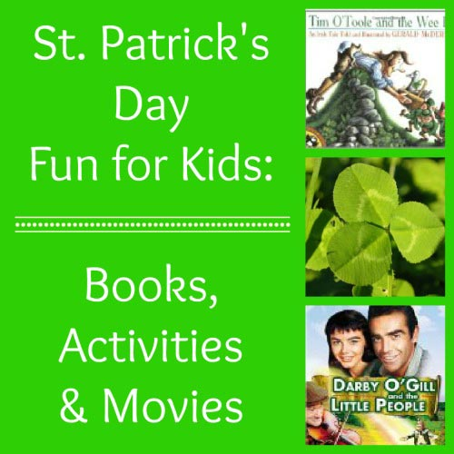 St Patrick's Activities for Kids