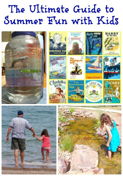 Summer activities to do with the kids