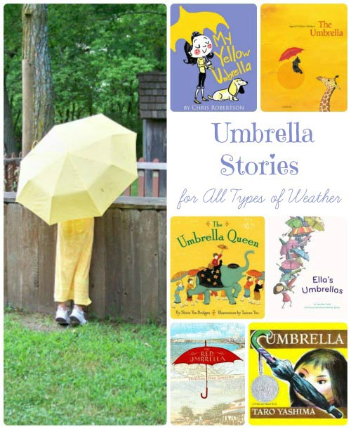 Umbrella Stories for Kids