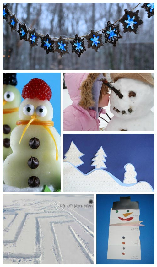 Wonderful Winter Activities for Kids