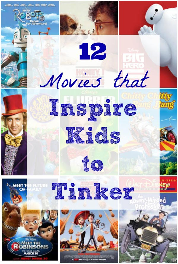 Kids movies about Inventors