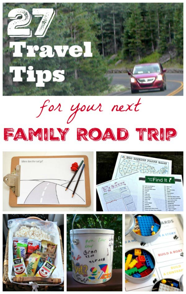 Best Travel Hacks and Tips for Road trips with kids!