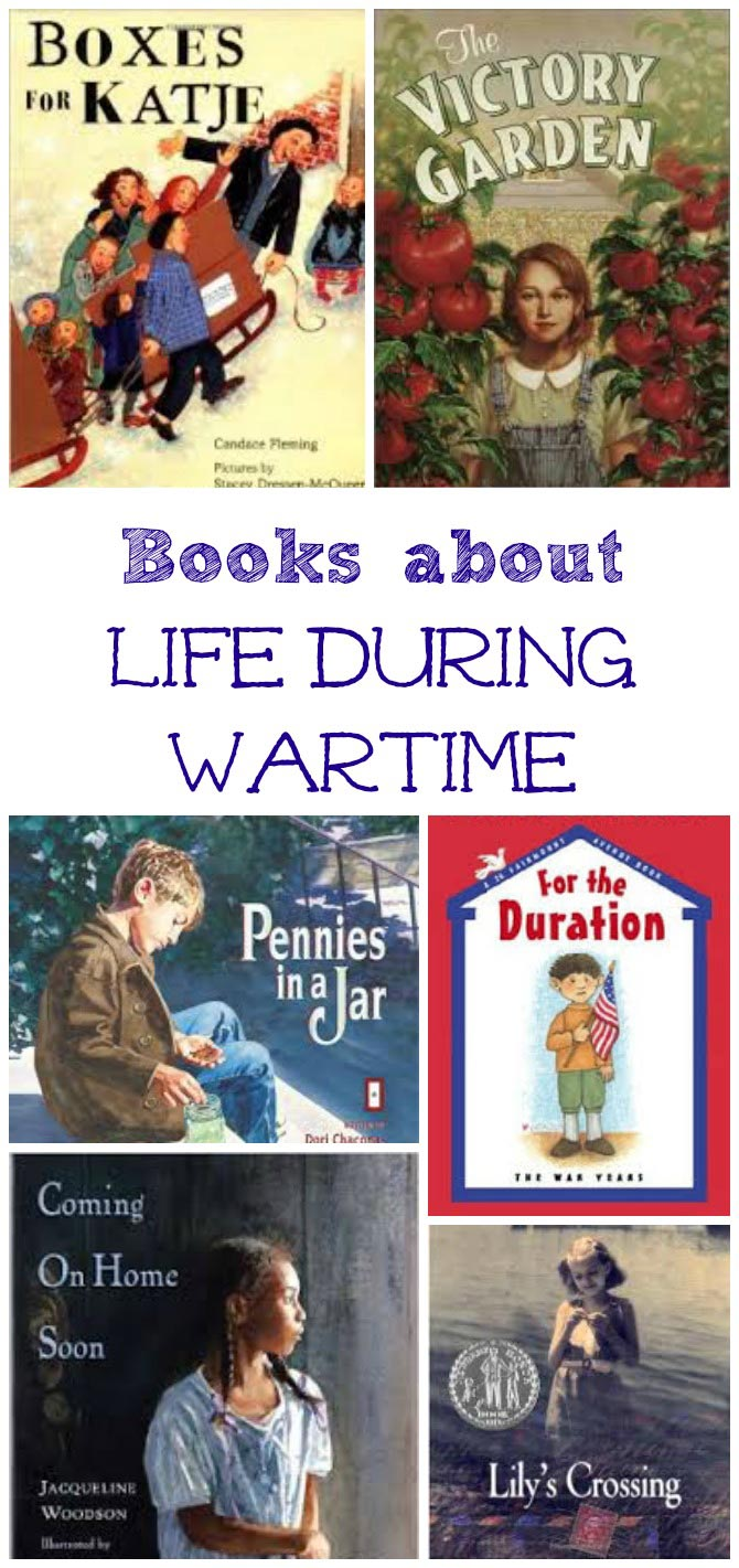 kids books about wartime