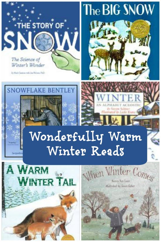 best winter books for kids and teens